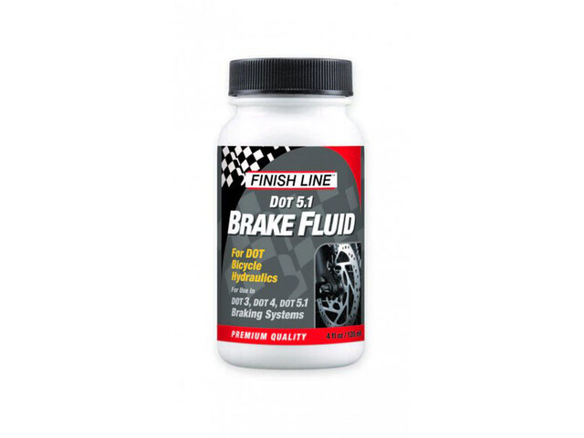 Finish Line DOT 5.1 brake fluid, 120 ml